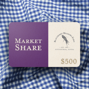 Market Share Card (Full share, $500)